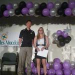 Winman Scholarship Recipient Hilary B