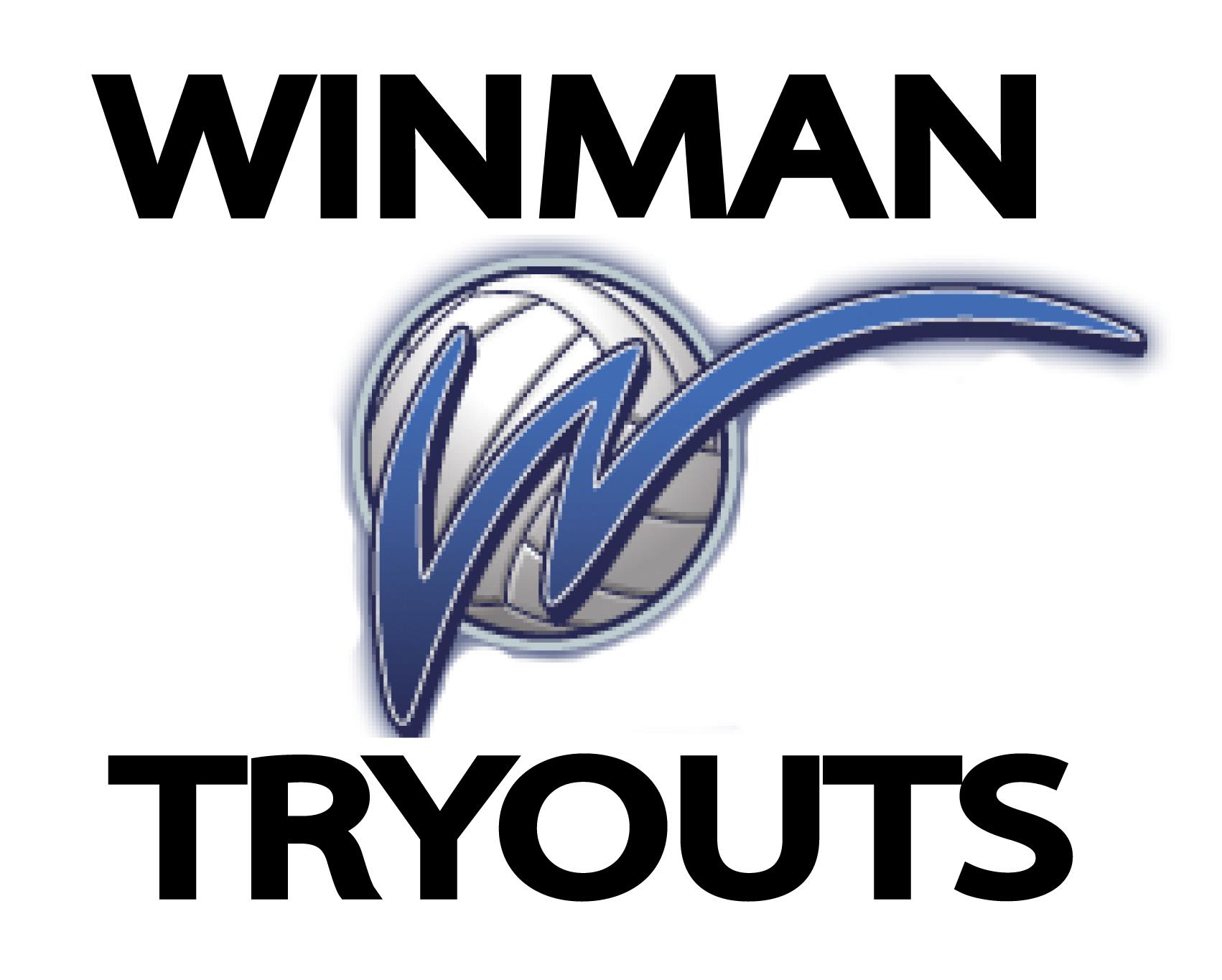 WInMan TRYOUTS